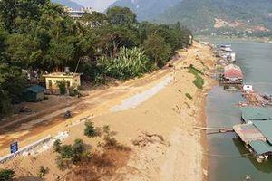 'Đổ' 435 tỷ đồng xây đường trên kè sông tại Tuyên Quang: Lãng phí ngân sách?