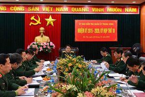 Ủy ban Kiểm tra Quân ủy Trung ương: Tước danh hiệu 5 quân nhân