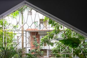 Nhà ống ở Hà Nội lên tạp chí kiến trúc hàng đầu thế giới