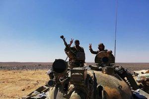 SAA phá nát một căn cứ của phiến quân ở bắc Hama