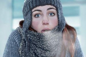 Cóng lạnh tay chân mùa đông (1): nguyên nhân do đâu?
