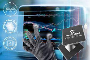 Microchip ra công nghệ mới hỗ trợ cảm ứng đa điểm cho màn hình tới 20inch