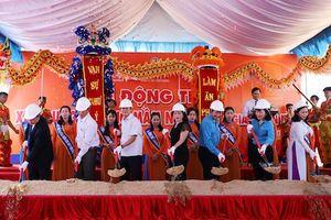 Kim Oanh Group dành 18 tỉ đồng xây trường mầm non cho con em công nhân