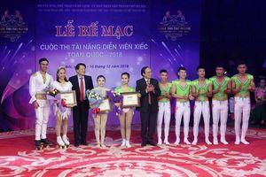 Vinh danh các tài năng xiếc Việt Nam