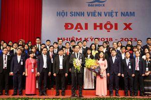 Anh Bùi Quang Huy đắc cử Chủ tịch Hội Sinh viên Việt Nam khóa X