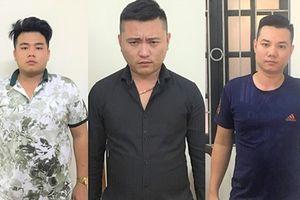 Bắt ba thanh niên ở đất Cảng mở dịch vụ cho vay nặng lãi