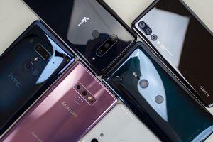 Loạt smartphone nổi bật nhất năm 2018