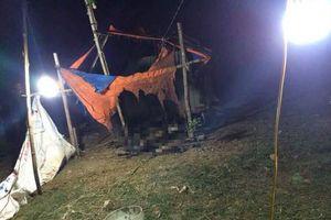Kẻ giết người, đốt xác phi tang đêm 30 Tết ở Sóc Sơn lĩnh án