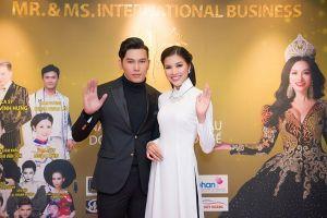 Nguyễn Thị Thành, Ngọc Tình làm giám khảo Hoa hậu doanh nhân quốc tế