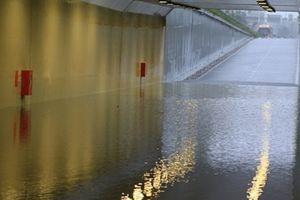 Bất ngờ nguyên nhân hầm chui 120 tỷ Đà Nẵng ngập nặng