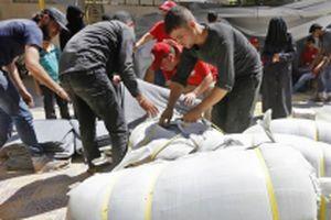 Liên hợp quốc tiến hành cứu trợ đặc biệt cho Xy-ri