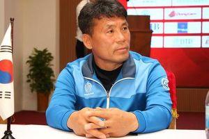 HLV tuyển trẻ Hàn Quốc tin Việt Nam sẽ vô địch AFF Cup 2018