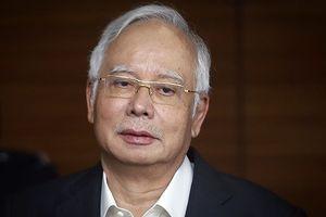 Cựu Thủ tướng Malaysia Najib Razak lại bị bắt