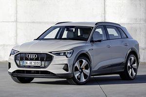 Xe sang điện Audi e-tron sẽ có phiên bản 'giá mềm'