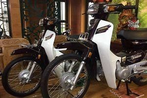 'Soi' dàn Honda Dream biển khủng của dân chơi Việt