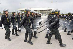 Chung kết Việt Nam - Malaysia: CS Hà Nội tung quân xử lý quái xế