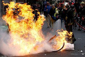 Toàn cảnh thế giới chìm trong khói lửa và biểu tình năm 2018