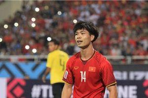 Nguyễn Công Phượng nói về áp lực trước trận gặp Malaysia tối nay