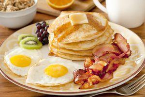17 món ăn thế giới hay dùng cho bữa sáng