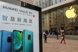 Trung Quốc tẩy chay hàng Mỹ sau vụ bắt giữ CEO Huawei