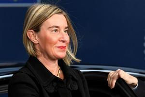 EU - Iran né trừng phạt Mỹ bằng 'công cụ mới'
