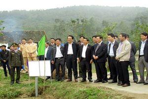 Công nhận Nghi Xuân đạt chuẩn huyện nông thôn mới