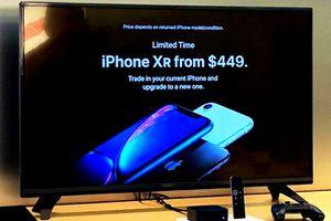 Apple tiếp tục tung chiêu mới quảng cáo iPhone Xr