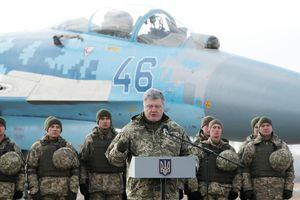 Tổng thống Ukraine phê chuẩn không gia hạn hiệp ước hữu nghị với Nga