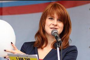 Nữ 'gián điệp Nga' bị bắt ở Mỹ sắp nhận tội