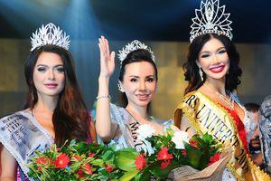Châu Ngọc Bích giành danh hiệu 'Hoa hậu Đại sứ Quý bà Hoàn vũ Thế giới'