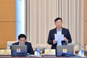 UBTVQH thông qua Nghị quyết ban hành Quy chế hướng dẫn tổ chức và hoạt động của HĐND