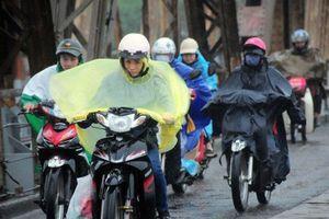 Hà Nội mưa rào, rét đậm 12 độ C