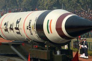 Ấn Độ thử tên lửa có khả năng phá hủy cả thành phố Bắc Kinh