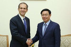'Google dự định mở Văn phòng đại diện tại Việt Nam'