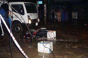 Điện lực Đà Nẵng lên tiếng về vụ tai nạn điện làm hai vợ chồng thương vong