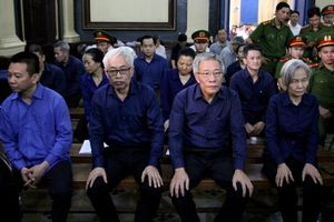 Nguyên Giám đốc Sở giao dịch Ngân hàng Đông Á xin giảm hình phạt vì vợ ốm