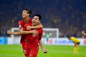 Bị cầm hòa 2-2, thầy trò HLV Park Hang-seo rời Malaysia trong tiếc nuối
