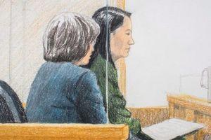 Tòa án Canada vẫn chưa quyết có cho Giám đốc tài chính Huawei tại ngoại không