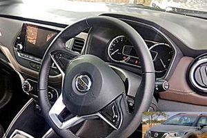 Lộ nội thất chiếc ô tô SUV Nissan 'đẹp long lanh' giá chỉ từ 301 triệu sắp ra mắt
