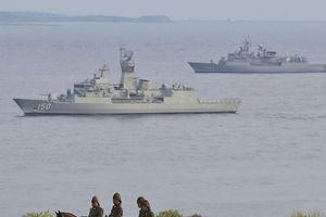 Thổ Nhĩ Kỳ bắt đầu xây dựng căn cứ hải quân trên Biển Đen
