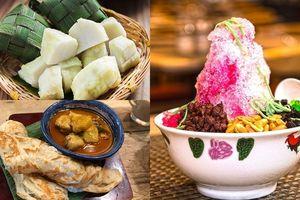 Nhấm nháp 6 món ăn vặt ngon nức tiếng của Malaysia sau khi xem Việt Nam đá chung kết AFF Cup 2018 với đội chủ nhà