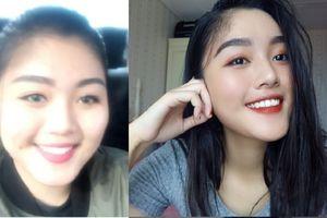 Sợ béo không lấy được chồng, cô gái Hà thành giảm nhanh 14kg 'lột xác' xinh đẹp hơn cả hot girl