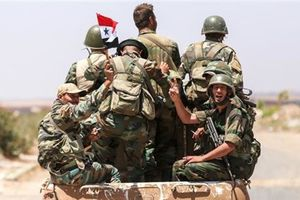 Syria cho phục viên một số lính nghĩa vụ và quân dự bị
