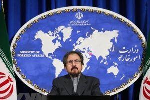 Iran chỉ trích cách tiếp cận thiếu xây dựng của GCC đối với Tehran