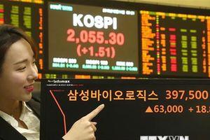 Cổ phiếu của Samsung BioLogics được khôi phục giao dịch