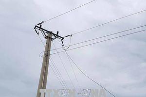 Quảng Ngãi: 3 ngày, 2 người cùng xã tử vong do điện giật