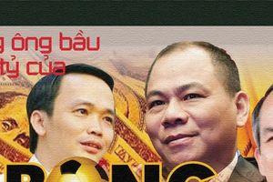 Những ông bầu nghìn tỷ thầm lặng của bóng đá Việt Nam