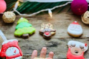 Mãn nhãn ngắm những chiếc bánh đẹp mê hồn đón Giáng sinh sớm