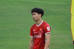 Đội hình Việt Nam đấu Malaysia: Công Phượng trở lại?