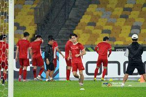ĐT Việt Nam đón tin cực vui trước trận gặp Malaysia